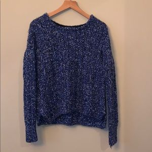 GAP Blue Knitted Sweater XS